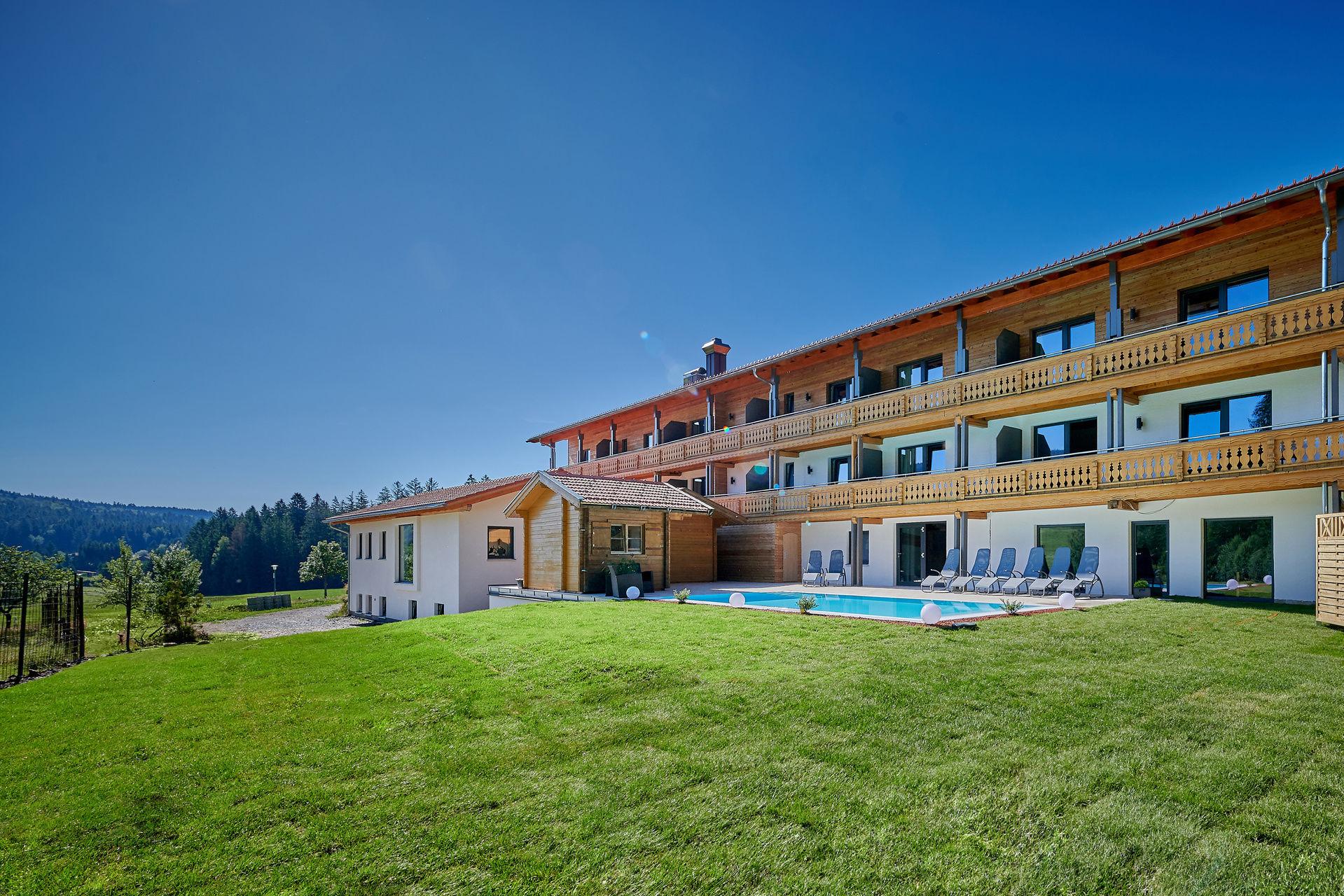Landhotel Moorhof 3 Sterne Hotel Neuschonau Nationalpark